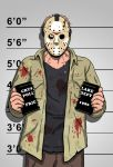 Usual Suspects - Mr. Voorhees by b-maze
