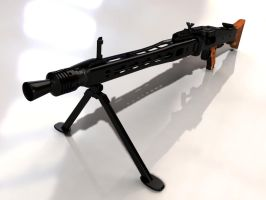 MG 42 by DonRallo