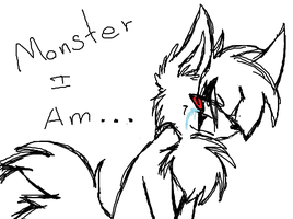 Monster I Am by ItsLonely