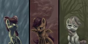 CMC Portraits by QuintessantRiver