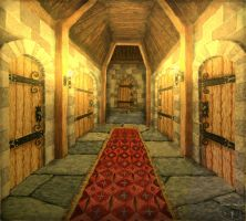 The Great Hall: Maelorum by wfincher