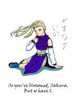 Contemplating Ino by SailorCrafty26