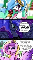 Part One: Mind Your Royal Canterlot Manners by Aurora-Chiaro