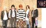 KAT-TUN - Keep the Faith Cosplay Group by Spinelie