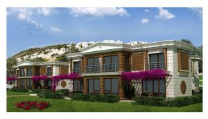 bodrum yalikavak houses by ozhan