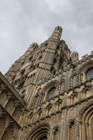 Ely Cathedral by WeaselTea