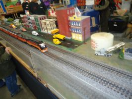 Lionel Southern Pacific 4449 by 736berkshire