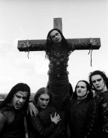 cradle of filth by grimmrain