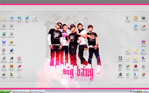 big bang wallpaper screenshot by taste-my-beat
