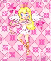 cupid peach by ninpeachlover