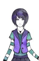 Violet by musicalist007