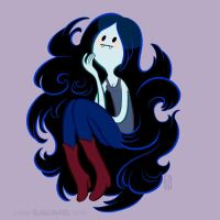 Marceline. by bloglaurel