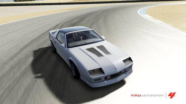 First shot of my Iroc by Sparkster11