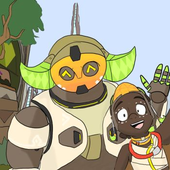 Welcome Orisa! by ThePokemonLord