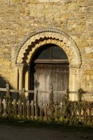 Stowe Old Door by Eiande