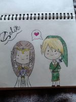 Zelink by Allicat1400