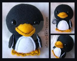 Penguin by LoRi-La-Tortuga