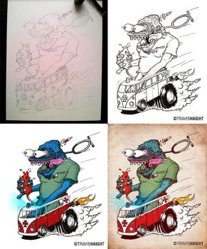 Vern Fink Process by recipeforhaight