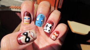 Watchmen Nails by tharesek