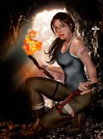 Lara Croft 59 by Orphen5