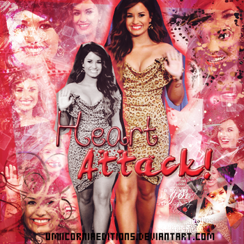 +Heart Attack {Demi Lovato} by UmiicorniaEditions