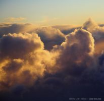 Over the clouds by Initio