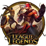 Lee Sin Dock Icon by OutlawNinja