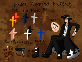 Jason Lenard Bullock by Atlanta-Hammy