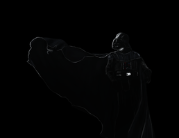 The dark lord of the sith by NoBreakz