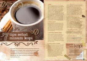 Starbucks Advertorial by kn33cow
