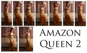 Amazon Queen 2 by syccas-stock