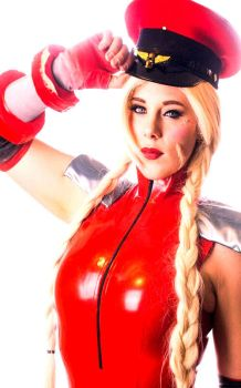 Video Game Cosplay Street Fighter Bison by epicheroes