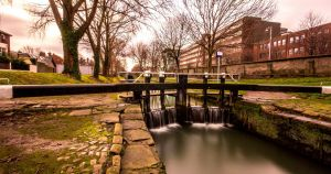 Grand Canal lock No.1 by TCM73