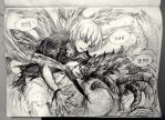 Tokyo Ghoul : 1000-7=? by Sa-Dui
