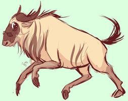 I can't draw ungulates by Rodent-blood