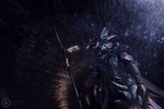 Heavensward : Dragoon by kura-and-something