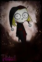 Lenore in Harley Quinn by t-lider