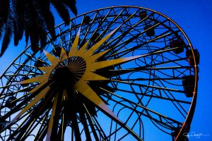 California Knows How to Ferris no. 02 by red5
