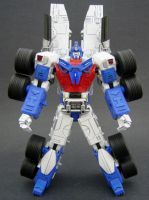 Ultra Magnus 1 by Jin-Saotome