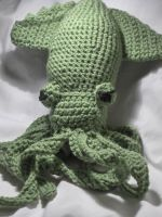 Amigurumi Kraken Plush 2.0 by PerilousBard