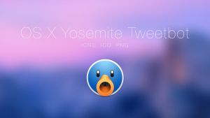 OS X Yosemite Tweetbot by JasonZigrino