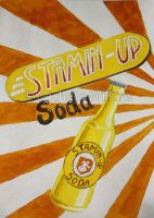 Stamin-Up Poster by DragonsDust