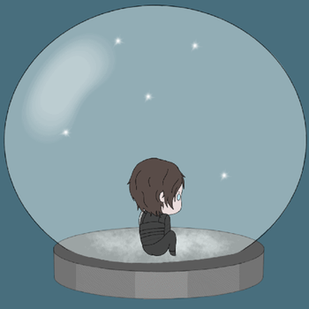 Winter Soldier Globe (GIF) by AngelicSociopath