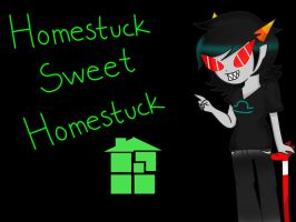 Terezi wallpaper by NickTheWitch