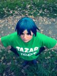 Gorillaz Cosplay 23 by Moin2D