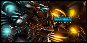 Deadspace Dual-Tone by MLHdesigns