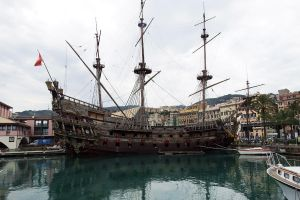 Il Galeone Neptune 1 - Genoa by wildplaces