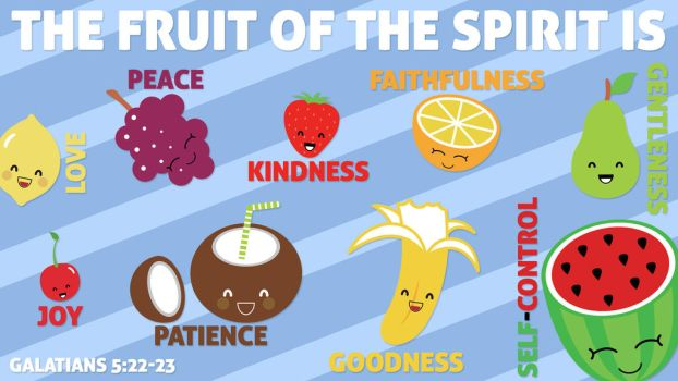 Fruit of the Spirit Wallpaper by Xiphos71