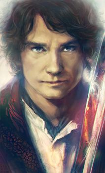 The Hobbit by vtas