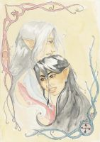 -:Shiane and Anmis:- by mesai